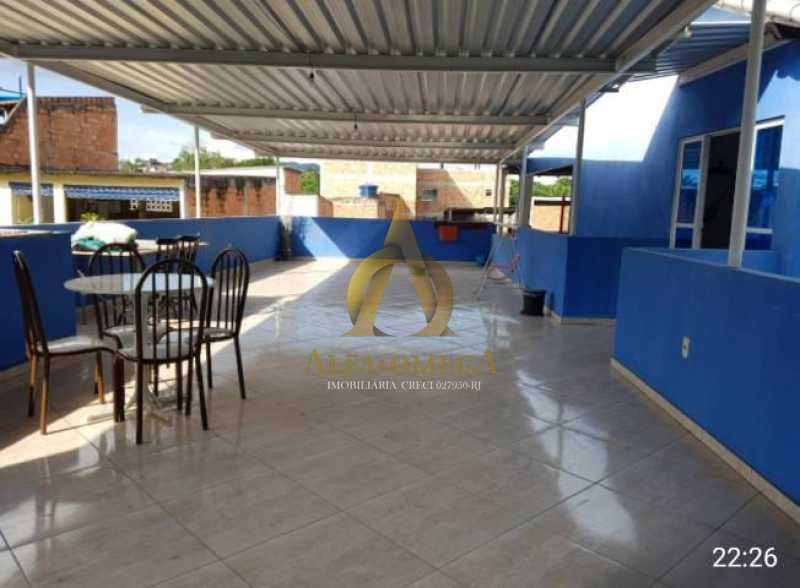 15 - Casa em Condomínio Estrada Mapua,Jacarepaguá, Rio de Janeiro, RJ Para Alugar, 3 Quartos, 200m² - AOJ60028L - 19