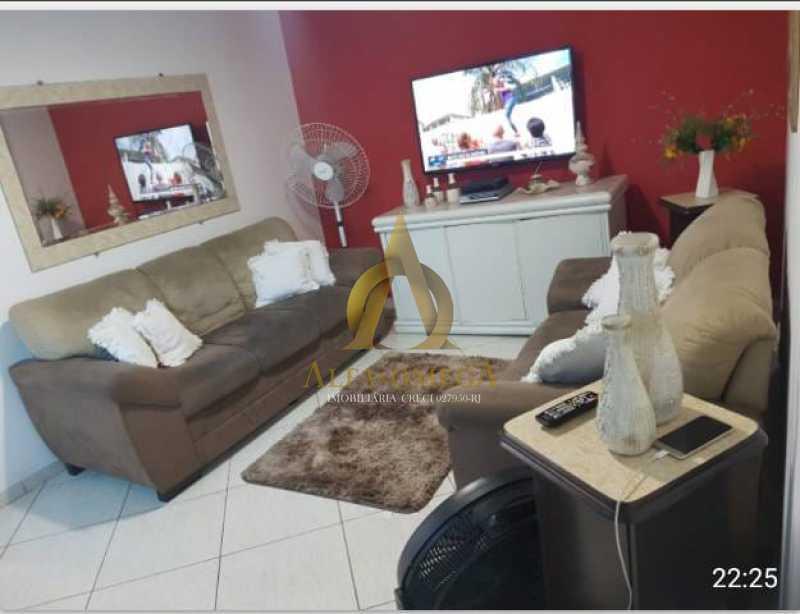 16 - Casa em Condomínio Estrada Mapua,Jacarepaguá, Rio de Janeiro, RJ Para Alugar, 3 Quartos, 200m² - AOJ60028L - 1