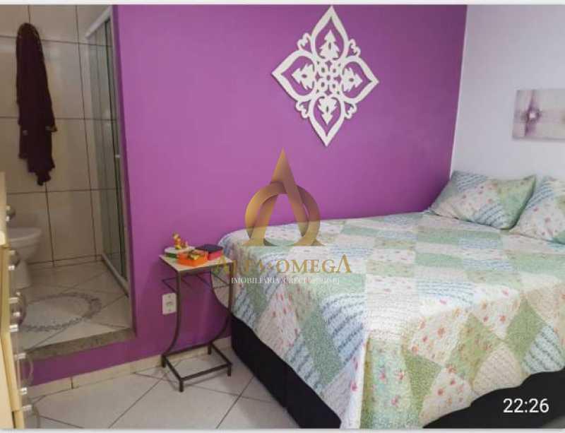 17 - Casa em Condomínio Estrada Mapua,Jacarepaguá, Rio de Janeiro, RJ Para Alugar, 3 Quartos, 200m² - AOJ60028L - 7