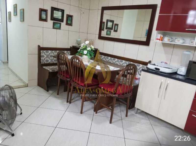 18 - Casa em Condomínio Estrada Mapua,Jacarepaguá, Rio de Janeiro, RJ Para Alugar, 3 Quartos, 200m² - AOJ60028L - 14