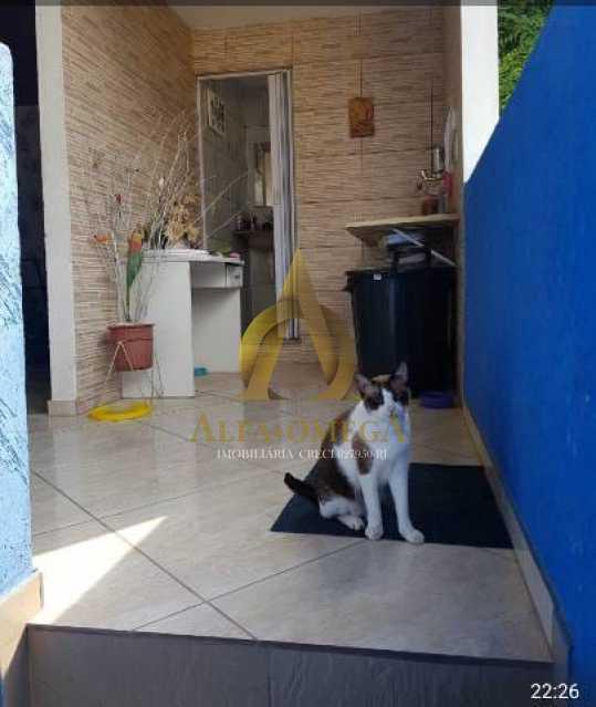 19 - Casa em Condomínio Estrada Mapua,Jacarepaguá, Rio de Janeiro, RJ Para Alugar, 3 Quartos, 200m² - AOJ60028L - 4