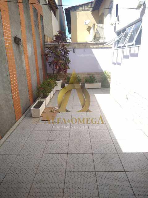 3 - Casa em Condomínio Estrada da Soca,Taquara, Rio de Janeiro, RJ À Venda, 2 Quartos, 80m² - AOJ60077 - 19