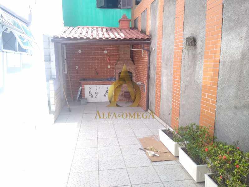5 - Casa em Condomínio Estrada da Soca,Taquara, Rio de Janeiro, RJ À Venda, 2 Quartos, 80m² - AOJ60077 - 21