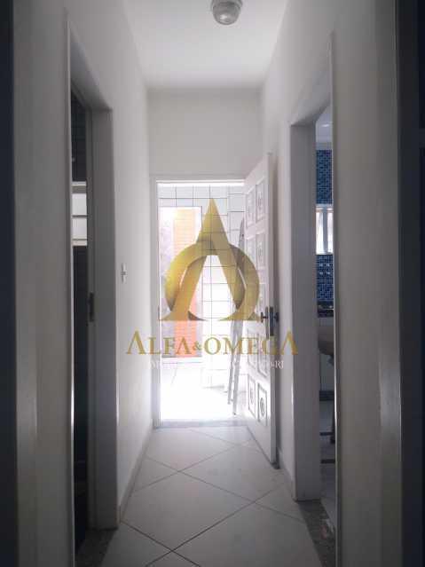 8 - Casa em Condomínio Estrada da Soca,Taquara, Rio de Janeiro, RJ À Venda, 2 Quartos, 80m² - AOJ60077 - 8