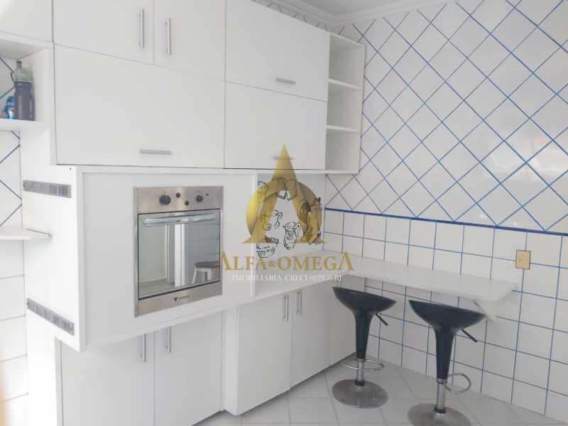 9 - Casa em Condomínio Estrada da Soca,Taquara, Rio de Janeiro, RJ À Venda, 2 Quartos, 80m² - AOJ60077 - 14
