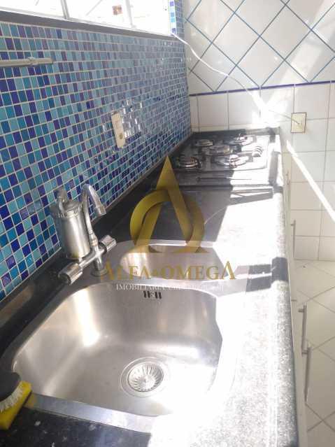 10 - Casa em Condomínio Estrada da Soca,Taquara, Rio de Janeiro, RJ À Venda, 2 Quartos, 80m² - AOJ60077 - 18
