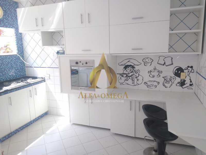 13 - Casa em Condomínio Estrada da Soca,Taquara, Rio de Janeiro, RJ À Venda, 2 Quartos, 80m² - AOJ60077 - 16