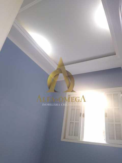 17 - Casa em Condomínio Estrada da Soca,Taquara, Rio de Janeiro, RJ À Venda, 2 Quartos, 80m² - AOJ60077 - 5