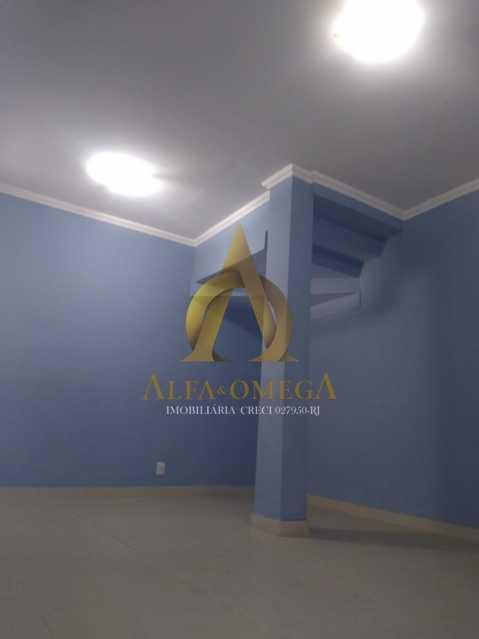 20 - Casa em Condomínio Estrada da Soca,Taquara, Rio de Janeiro, RJ À Venda, 2 Quartos, 80m² - AOJ60077 - 4