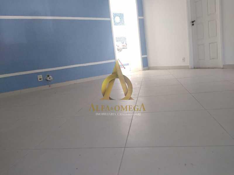 21 - Casa em Condomínio Estrada da Soca,Taquara, Rio de Janeiro, RJ À Venda, 2 Quartos, 80m² - AOJ60077 - 1