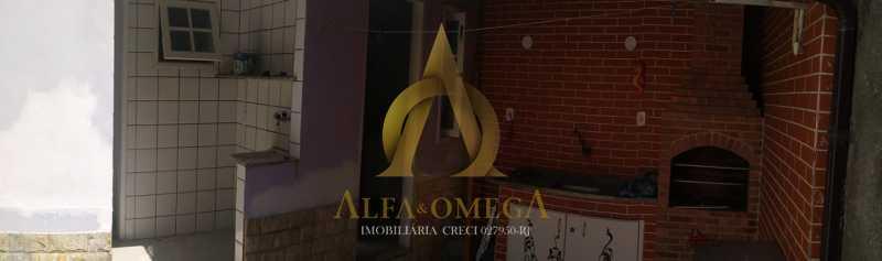 24 - Casa em Condomínio Estrada da Soca,Taquara, Rio de Janeiro, RJ À Venda, 2 Quartos, 80m² - AOJ60077 - 28