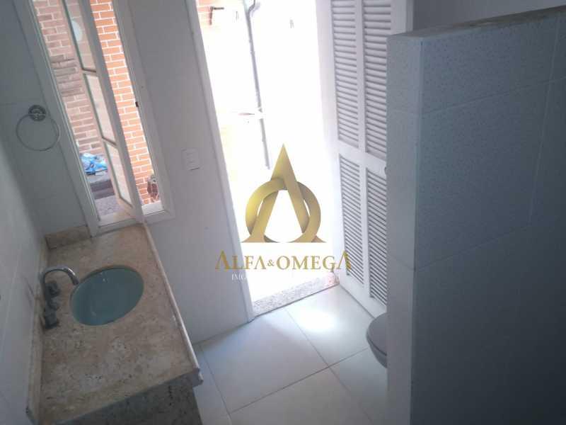 27 - Casa em Condomínio Estrada da Soca,Taquara, Rio de Janeiro, RJ À Venda, 2 Quartos, 80m² - AOJ60077 - 24