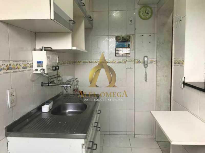 5 - Apartamento Rua Professor Henrique Costa,Pechincha, Rio de Janeiro, RJ À Venda, 2 Quartos, 54m² - AOJ20182 - 10