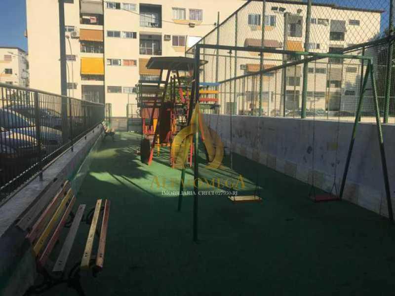 12 - Apartamento Rua Professor Henrique Costa,Pechincha, Rio de Janeiro, RJ À Venda, 2 Quartos, 54m² - AOJ20182 - 13