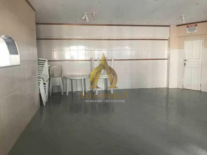 13 - Apartamento Rua Professor Henrique Costa,Pechincha, Rio de Janeiro, RJ À Venda, 2 Quartos, 54m² - AOJ20182 - 14