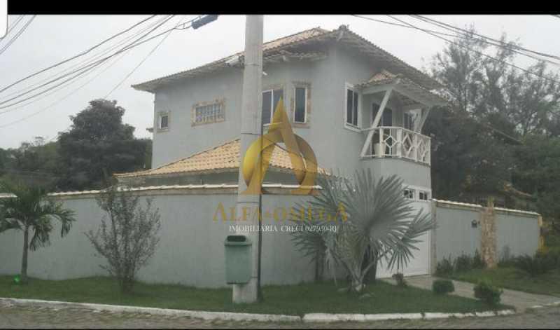 1 - Casa em Condomínio Rua Rodolfo Carvalho,Jacarepaguá, Rio de Janeiro, RJ Para Alugar, 2 Quartos, 150m² - AOJ60029L - 1