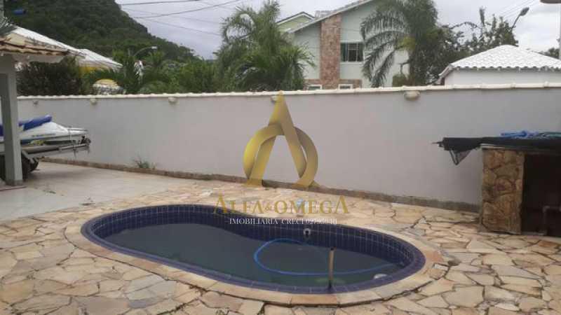 2 - Casa em Condomínio Rua Rodolfo Carvalho,Jacarepaguá, Rio de Janeiro, RJ Para Alugar, 2 Quartos, 150m² - AOJ60029L - 11