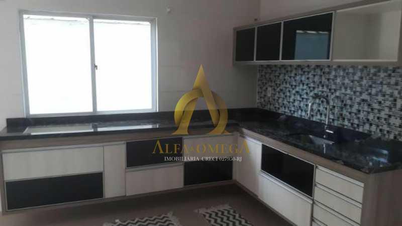 3 - Casa em Condomínio Rua Rodolfo Carvalho,Jacarepaguá, Rio de Janeiro, RJ Para Alugar, 2 Quartos, 150m² - AOJ60029L - 9
