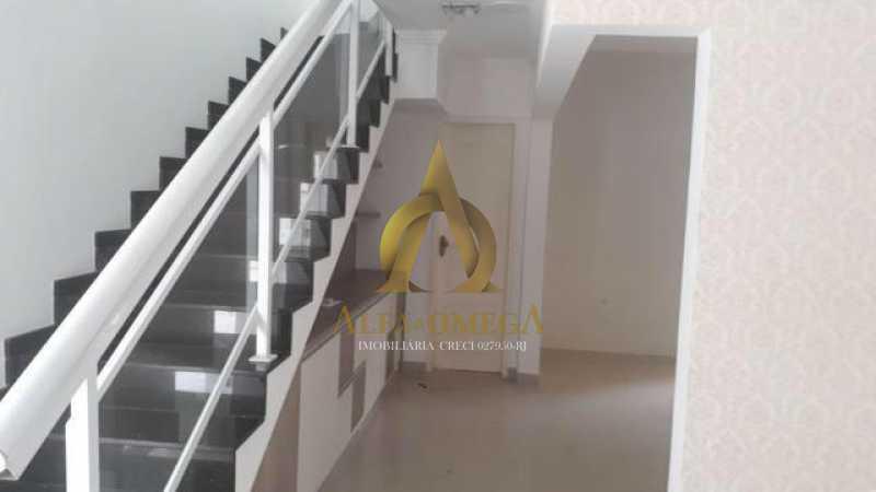 4 - Casa em Condomínio Rua Rodolfo Carvalho,Jacarepaguá, Rio de Janeiro, RJ Para Alugar, 2 Quartos, 150m² - AOJ60029L - 4