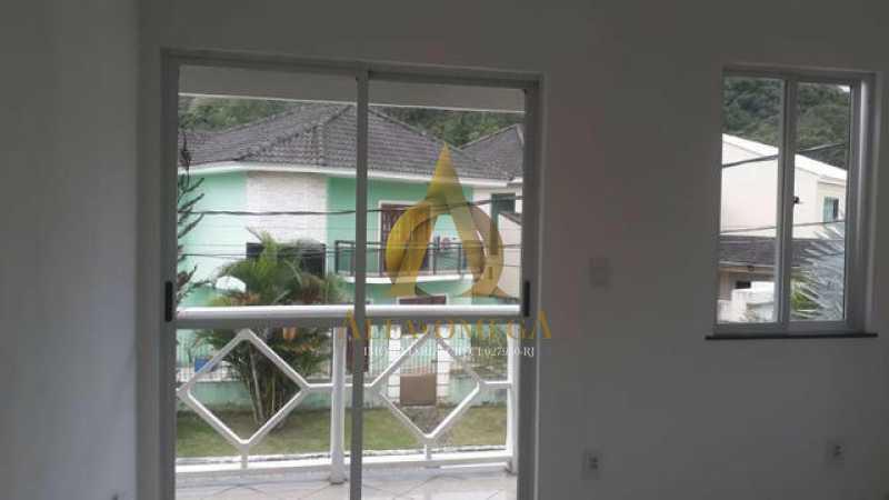 7 - Casa em Condomínio Rua Rodolfo Carvalho,Jacarepaguá, Rio de Janeiro, RJ Para Alugar, 2 Quartos, 150m² - AOJ60029L - 5