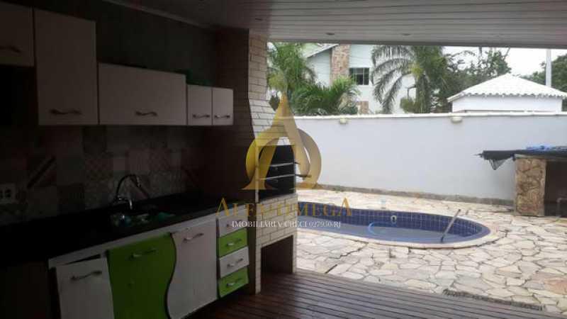 8 - Casa em Condomínio Rua Rodolfo Carvalho,Jacarepaguá, Rio de Janeiro, RJ Para Alugar, 2 Quartos, 150m² - AOJ60029L - 10