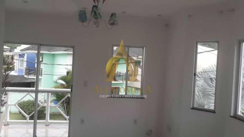9 - Casa em Condomínio Rua Rodolfo Carvalho,Jacarepaguá, Rio de Janeiro, RJ Para Alugar, 2 Quartos, 150m² - AOJ60029L - 6