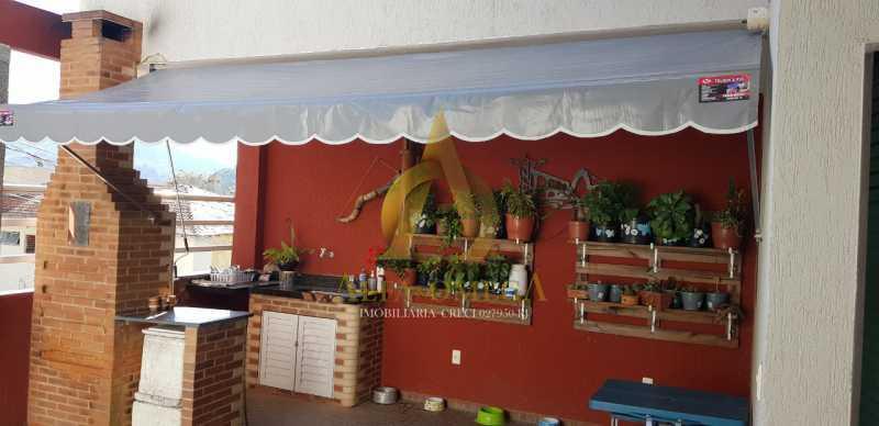 4 - Casa em Condomínio Estrada do Rio Grande,Taquara, Rio de Janeiro, RJ À Venda, 4 Quartos, 350m² - AOJ60078 - 23