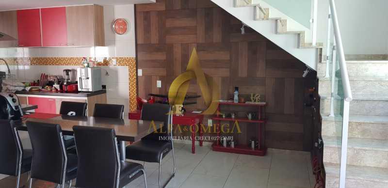 6 - Casa em Condomínio Estrada do Rio Grande,Taquara, Rio de Janeiro, RJ À Venda, 4 Quartos, 350m² - AOJ60078 - 5
