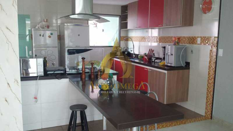 14 - Casa em Condomínio Estrada do Rio Grande,Taquara, Rio de Janeiro, RJ À Venda, 4 Quartos, 350m² - AOJ60078 - 21