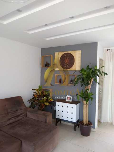 18 - Casa em Condomínio Estrada do Rio Grande,Taquara, Rio de Janeiro, RJ À Venda, 4 Quartos, 350m² - AOJ60078 - 3