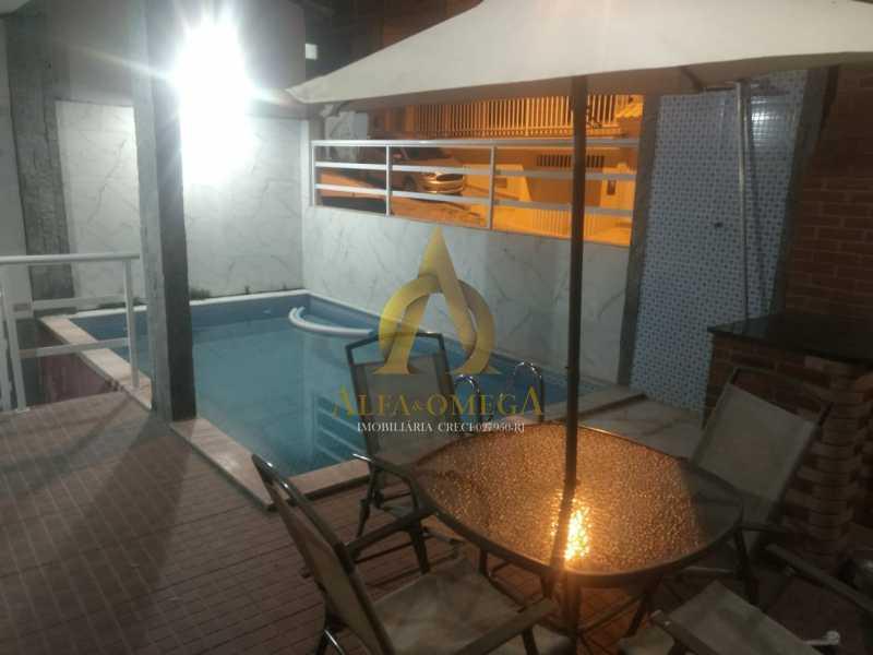 20 - Casa em Condomínio Estrada do Rio Grande,Taquara, Rio de Janeiro, RJ À Venda, 4 Quartos, 350m² - AOJ60078 - 25