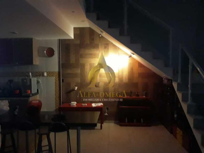 21 - Casa em Condomínio Estrada do Rio Grande,Taquara, Rio de Janeiro, RJ À Venda, 4 Quartos, 350m² - AOJ60078 - 10