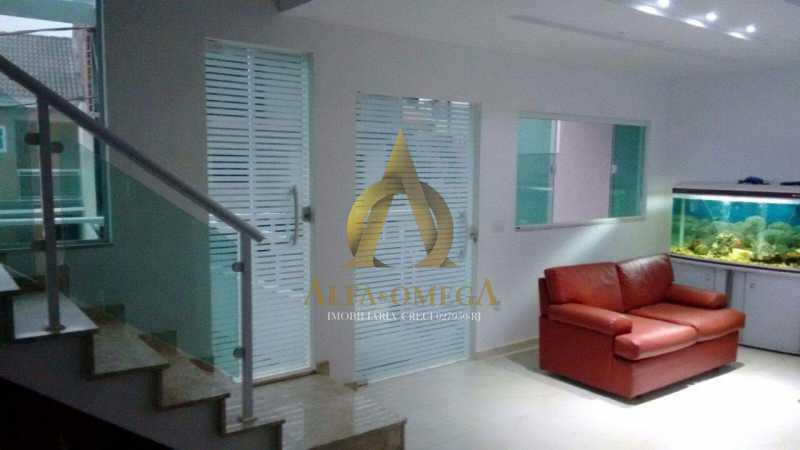 25 - Casa em Condomínio Estrada do Rio Grande,Taquara, Rio de Janeiro, RJ À Venda, 4 Quartos, 350m² - AOJ60078 - 7