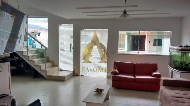 26 - Casa em Condomínio Estrada do Rio Grande,Taquara, Rio de Janeiro, RJ À Venda, 4 Quartos, 350m² - AOJ60078 - 8