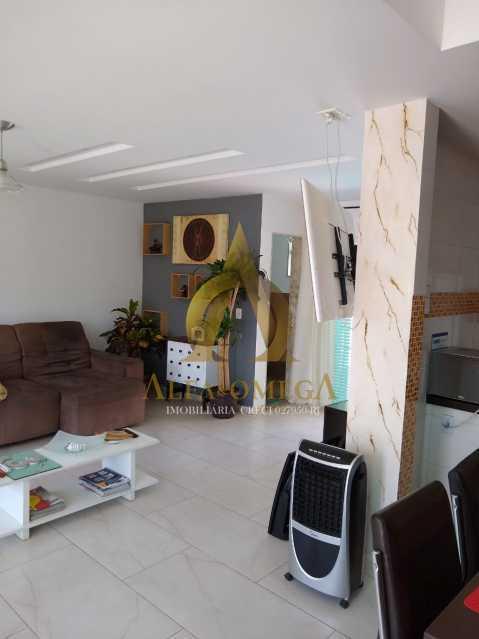 27 - Casa em Condomínio Estrada do Rio Grande,Taquara, Rio de Janeiro, RJ À Venda, 4 Quartos, 350m² - AOJ60078 - 1
