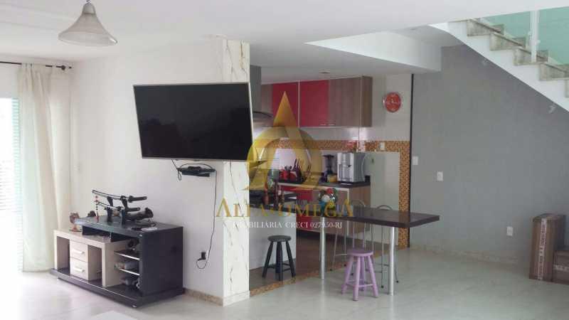 28 - Casa em Condomínio Estrada do Rio Grande,Taquara, Rio de Janeiro, RJ À Venda, 4 Quartos, 350m² - AOJ60078 - 4