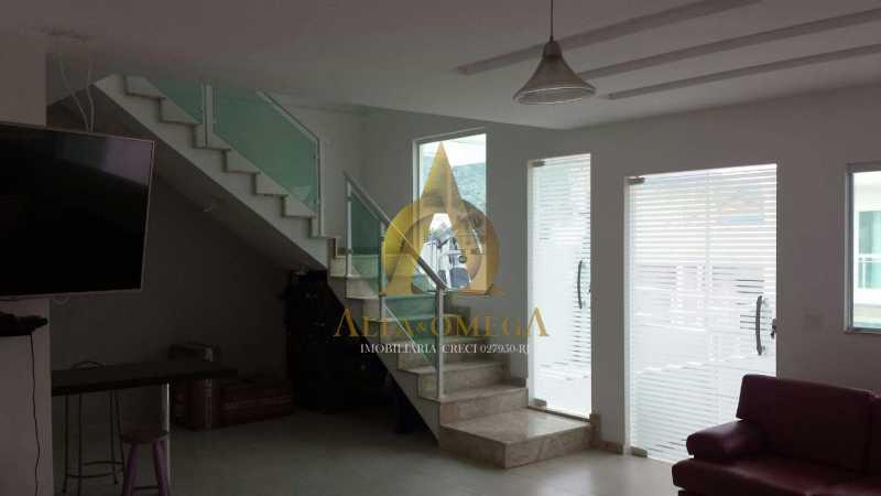 29 - Casa em Condomínio Estrada do Rio Grande,Taquara, Rio de Janeiro, RJ À Venda, 4 Quartos, 350m² - AOJ60078 - 9