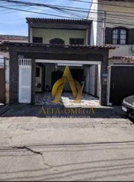 1 - Casa Estrada Pau da Fome,Taquara, Rio de Janeiro, RJ À Venda, 2 Quartos, 180m² - AOJ60079 - 1