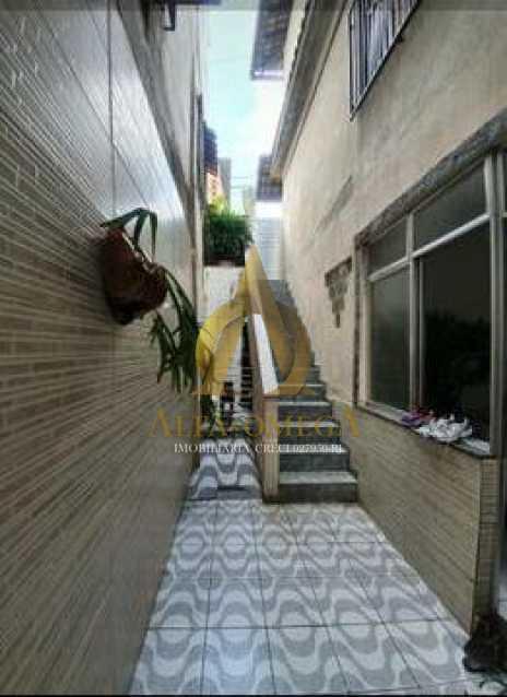 1 - Casa em Condomínio Rua Ati,Tanque, Rio de Janeiro, RJ À Venda, 4 Quartos, 82m² - AOJ60081 - 12