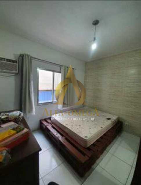 4 - Casa em Condomínio Rua Ati,Tanque, Rio de Janeiro, RJ À Venda, 4 Quartos, 82m² - AOJ60081 - 4