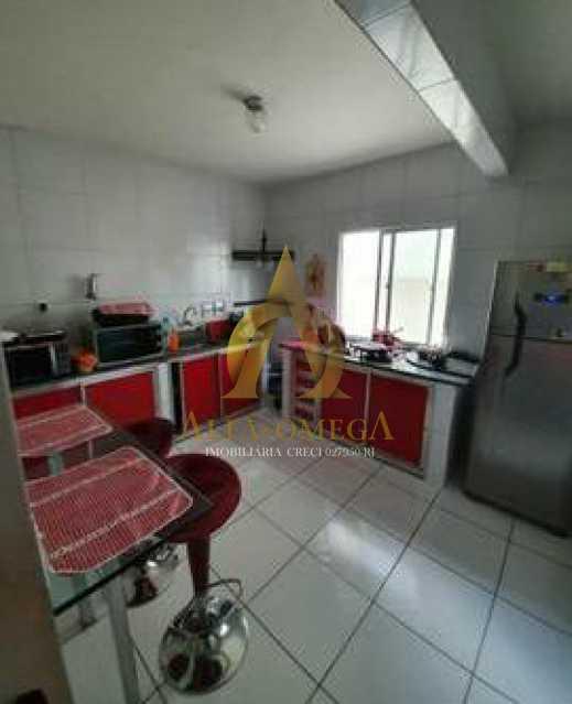 6 - Casa em Condomínio Rua Ati,Tanque, Rio de Janeiro, RJ À Venda, 4 Quartos, 82m² - AOJ60081 - 10