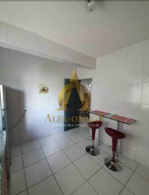 7 - Casa em Condomínio Rua Ati,Tanque, Rio de Janeiro, RJ À Venda, 4 Quartos, 82m² - AOJ60081 - 11