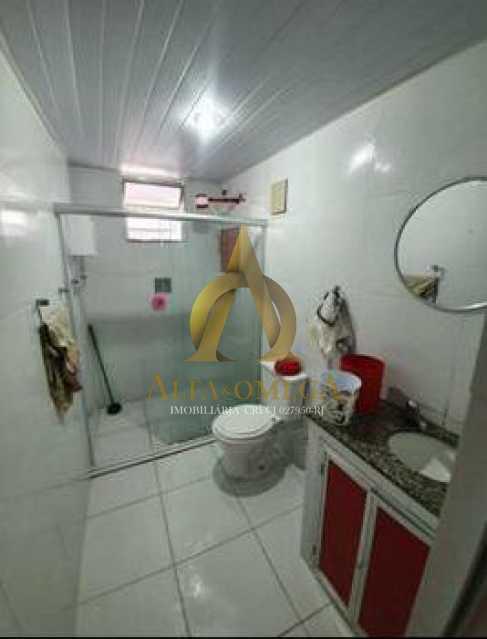 8 - Casa em Condomínio Rua Ati,Tanque, Rio de Janeiro, RJ À Venda, 4 Quartos, 82m² - AOJ60081 - 9
