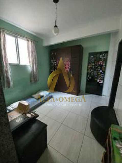 9 - Casa em Condomínio Rua Ati,Tanque, Rio de Janeiro, RJ À Venda, 4 Quartos, 82m² - AOJ60081 - 6