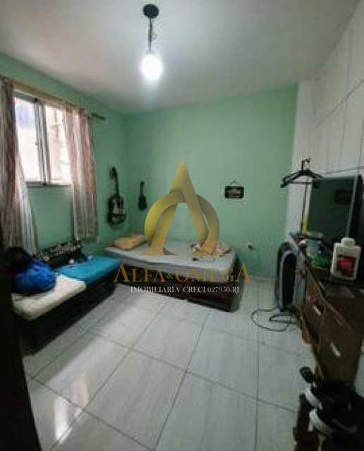 10 - Casa em Condomínio Rua Ati,Tanque, Rio de Janeiro, RJ À Venda, 4 Quartos, 82m² - AOJ60081 - 7