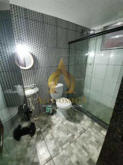 11 - Casa em Condomínio Rua Ati,Tanque, Rio de Janeiro, RJ À Venda, 4 Quartos, 82m² - AOJ60081 - 8