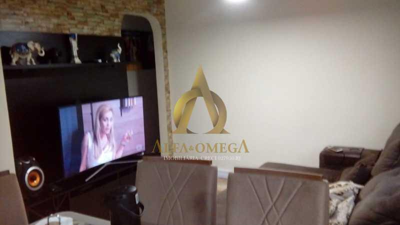 3 - Apartamento à venda Avenida Tenente-Coronel Muniz de Aragão,Anil, Rio de Janeiro - R$ 240.000 - AOJ20192 - 1