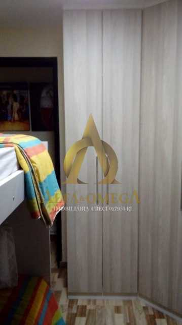 5 - Apartamento à venda Avenida Tenente-Coronel Muniz de Aragão,Anil, Rio de Janeiro - R$ 240.000 - AOJ20192 - 10