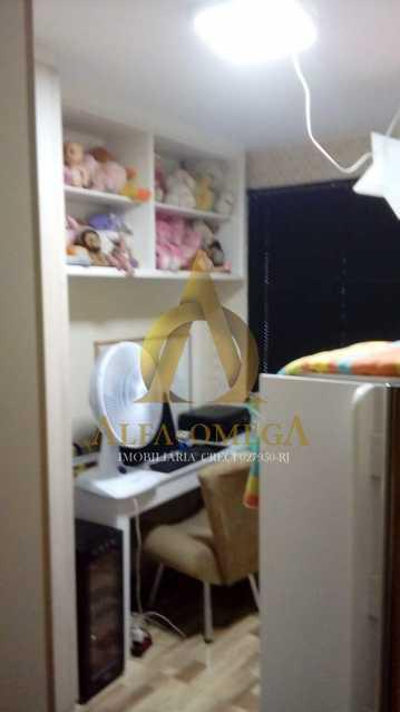 6 - Apartamento à venda Avenida Tenente-Coronel Muniz de Aragão,Anil, Rio de Janeiro - R$ 240.000 - AOJ20192 - 14