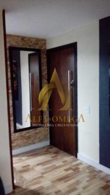 7 - Apartamento à venda Avenida Tenente-Coronel Muniz de Aragão,Anil, Rio de Janeiro - R$ 240.000 - AOJ20192 - 5